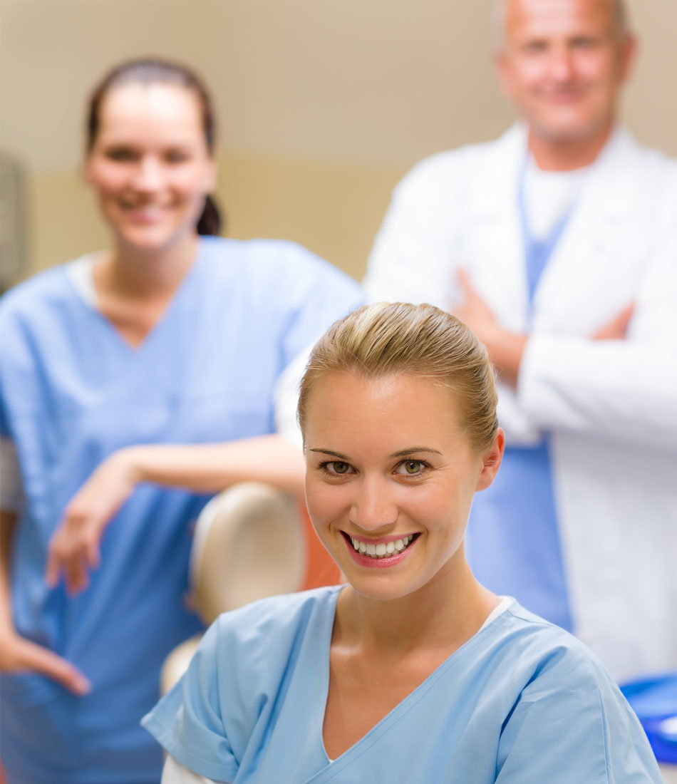 young female dentist in Miami FL